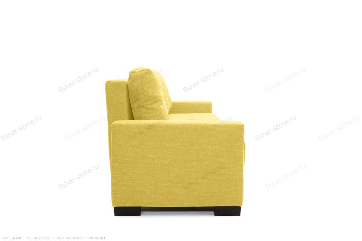 Прямой диван Комфорт Orion Mustard Вид сбоку