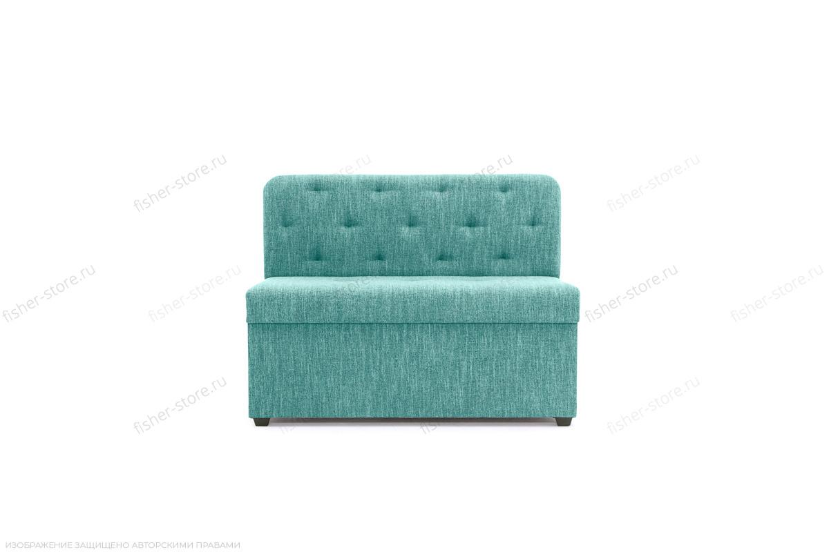 Прямой диван Лето (120) Orion Blue Вид спереди