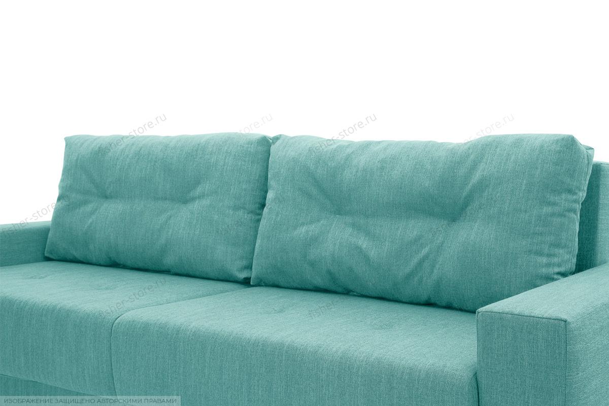 Прямой диван Комфорт Orion Blue Подушки