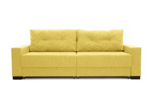 Прямой диван Комфорт Orion Mustard Вид спереди