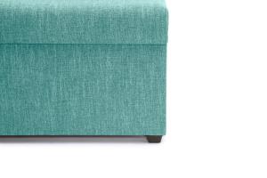 Прямой диван Лето (120) Orion Blue Ножки