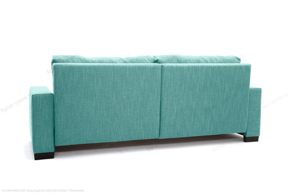 Прямой диван Комфорт Orion Blue Вид сзади