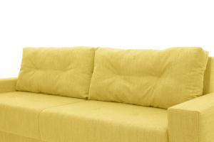 Прямой диван Комфорт Orion Mustard Подушки