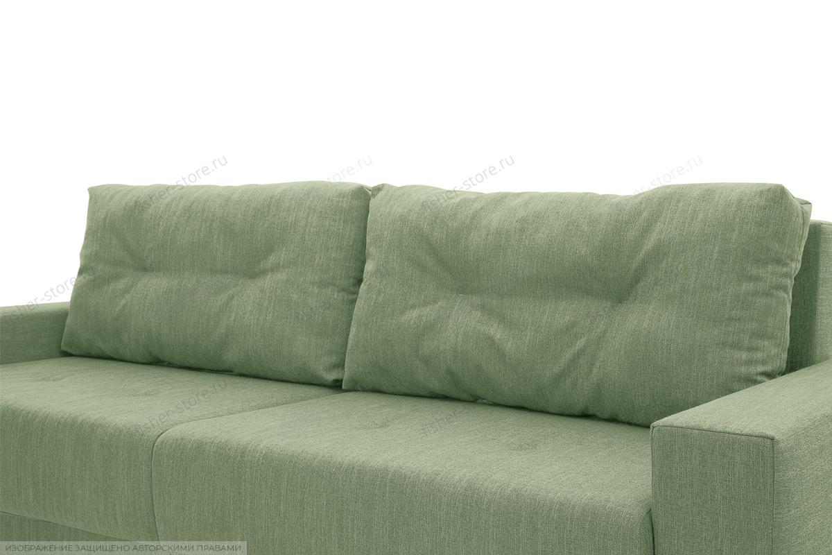 Прямой диван Комфорт Dream Green Подушки
