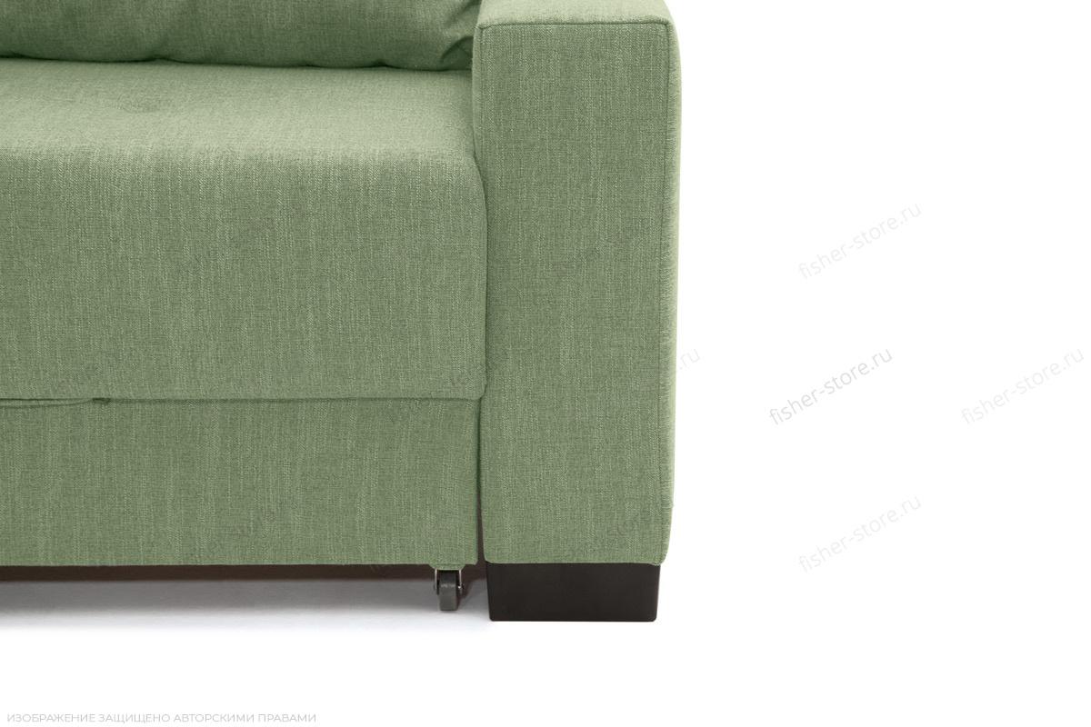 Прямой диван Комфорт Dream Green Ножки