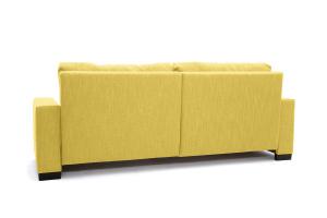 Прямой диван Комфорт Orion Mustard Вид сзади