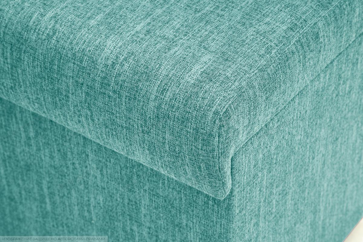 Прямой диван Лето (120) Orion Blue Текстура ткани
