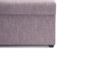 Прямой диван Лето (120) Orion Lilac Ножки