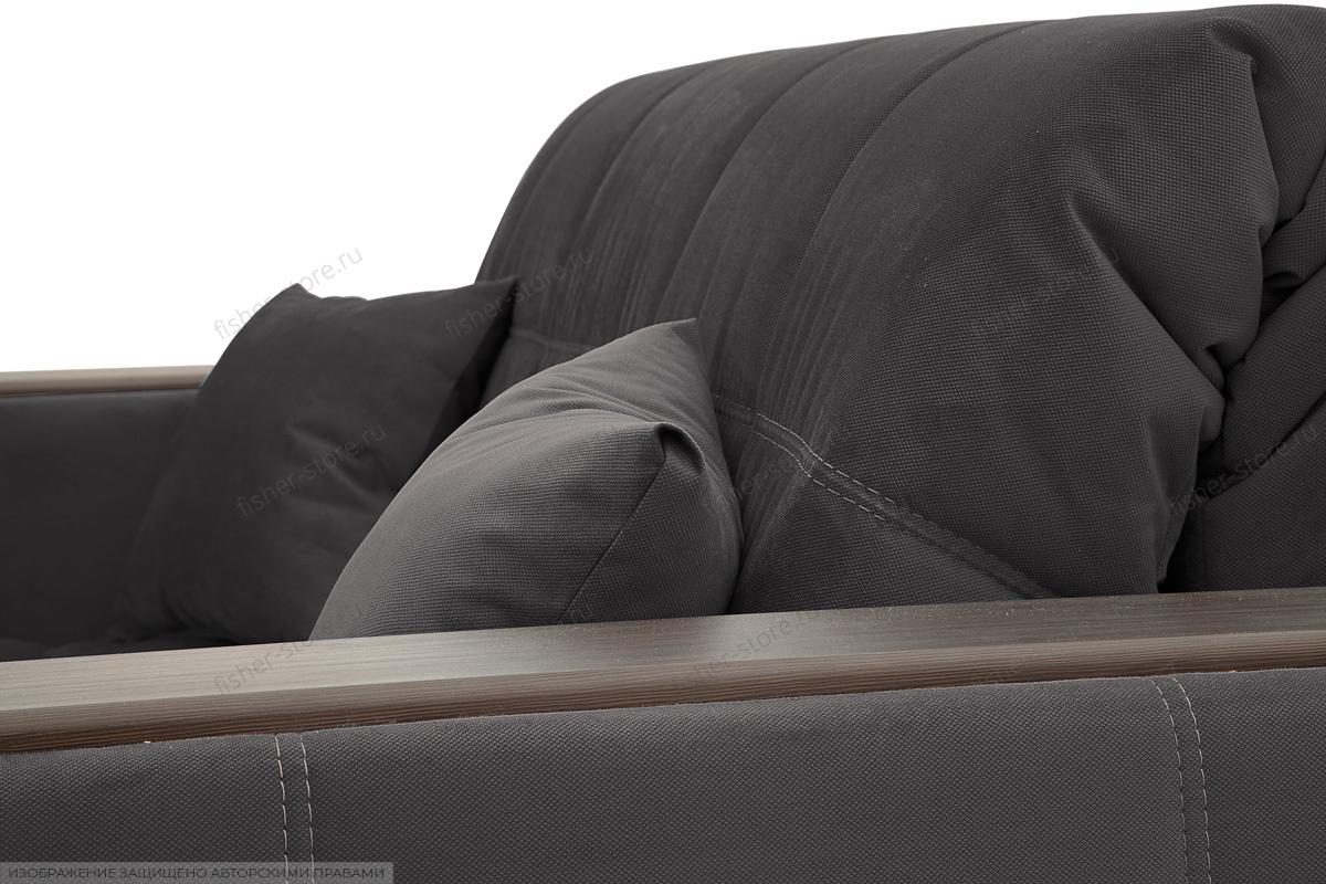 Прямой диван Ява-5 Amigo Grafit Текстура ткани