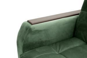 Прямой диван Ява-5 Amigo Green Подлокотник