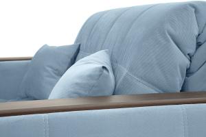 Прямой диван Ява-5 Amigo Blue Текстура ткани