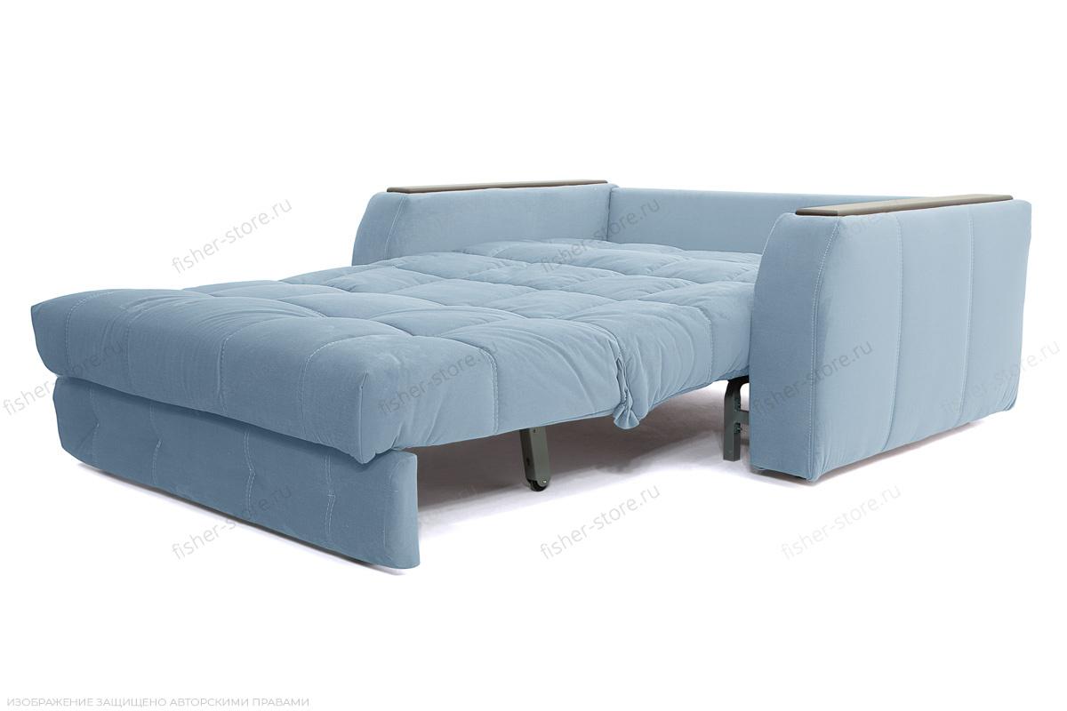 Прямой диван Ява-5 Amigo Blue Спальное место