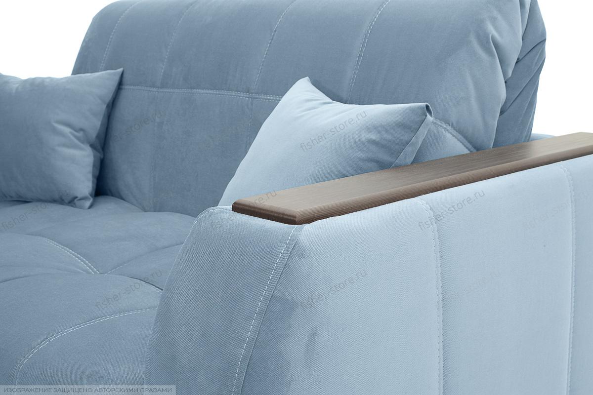 Прямой диван Ява-5 Amigo Blue Подушки