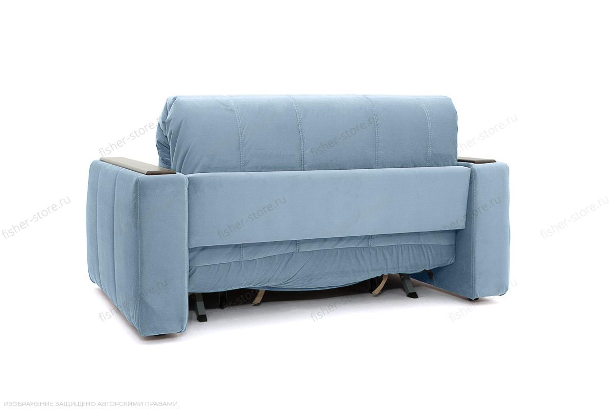 Прямой диван Ява-5 Amigo Blue Вид сзади