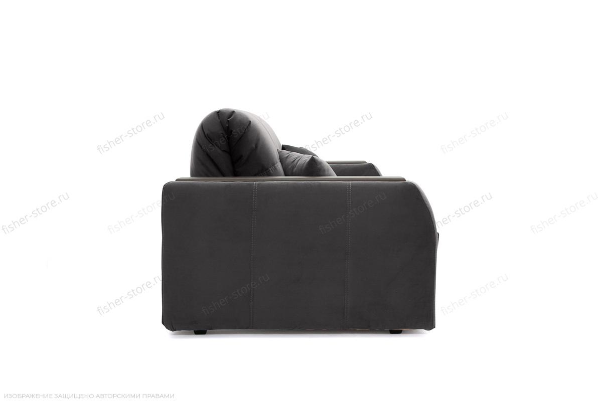 Прямой диван Ява-5 Amigo Grafit Вид сбоку