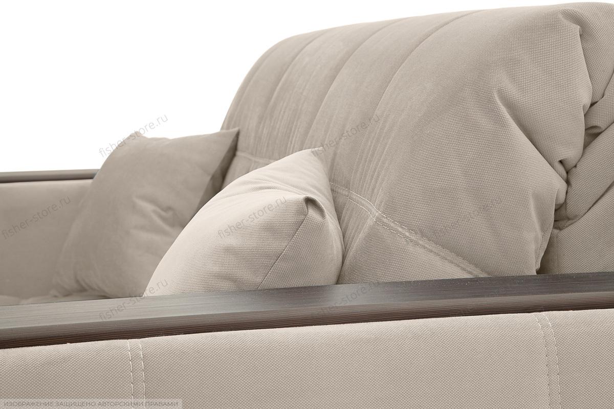 Прямой диван Ява-5 Amigo Cream Текстура ткани