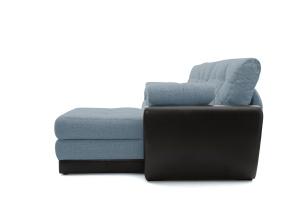 Угловой диван Император-2 Dream Blue Вид сбоку