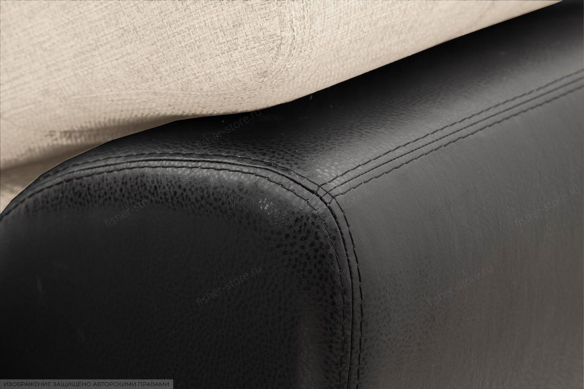 Угловой диван Император-2 Dream Beight Текстура ткани