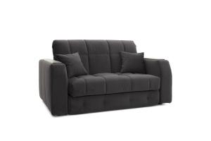 Прямой диван Ява-5 Amigo Grafit Вид по диагонали