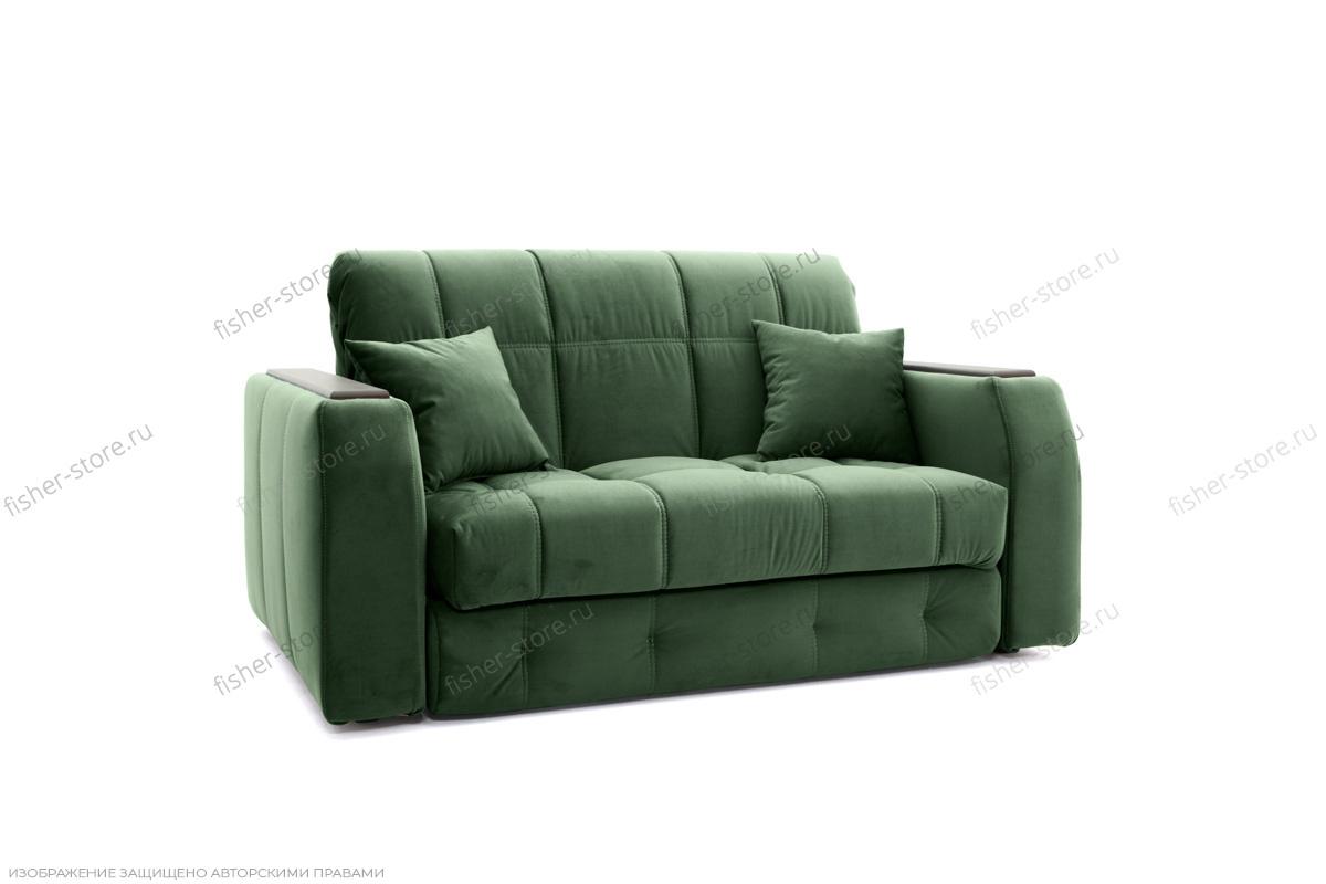 Прямой диван Ява-5 Amigo Green Вид по диагонали