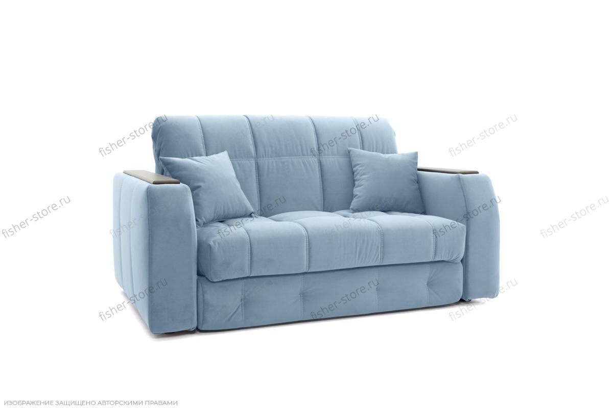 Прямой диван Ява-5 Amigo Blue Вид по диагонали