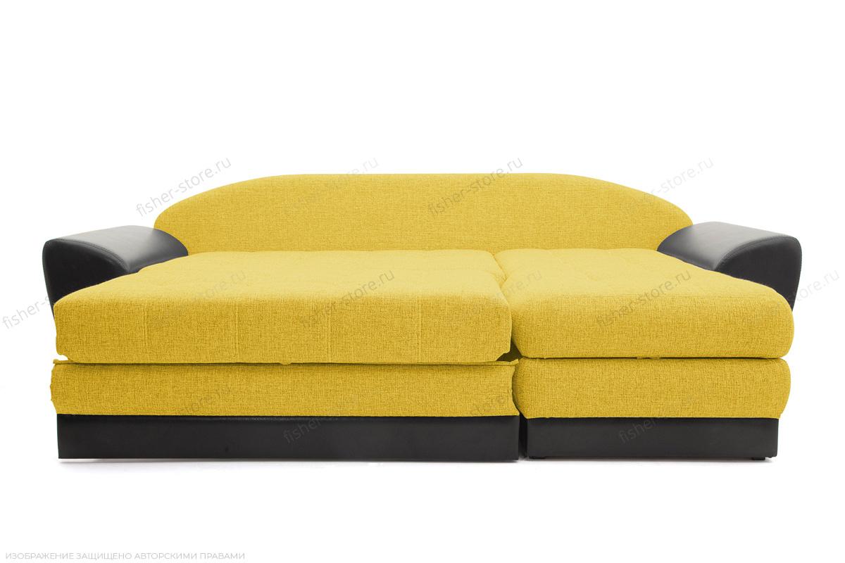 Угловой диван Император-2 Dream Yellow Спальное место
