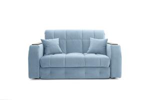 Прямой диван Ява-5 Amigo Blue Вид спереди