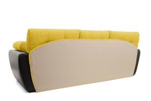 Угловой диван Император-2 Dream Yellow Вид сзади