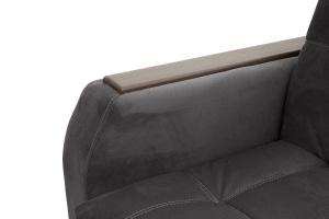 Прямой диван Ява-5 Amigo Grafit Подлокотник