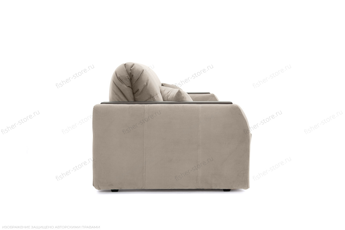 Прямой диван Ява-5 Amigo Cream Вид сбоку