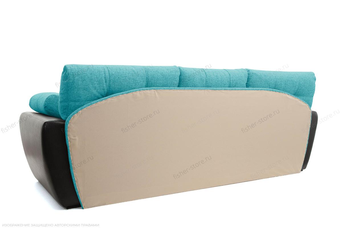 Двуспальный диван Император-2 Dream Azure Вид сзади