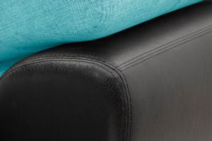 Двуспальный диван Император-2 Dream Azure Текстура ткани