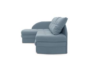 Угловой диван Мираж Dream Blue Вид сбоку