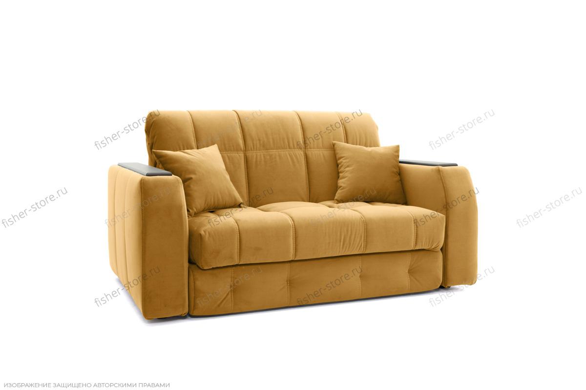 Прямой диван Ява-5 Amigo Yellow Вид по диагонали