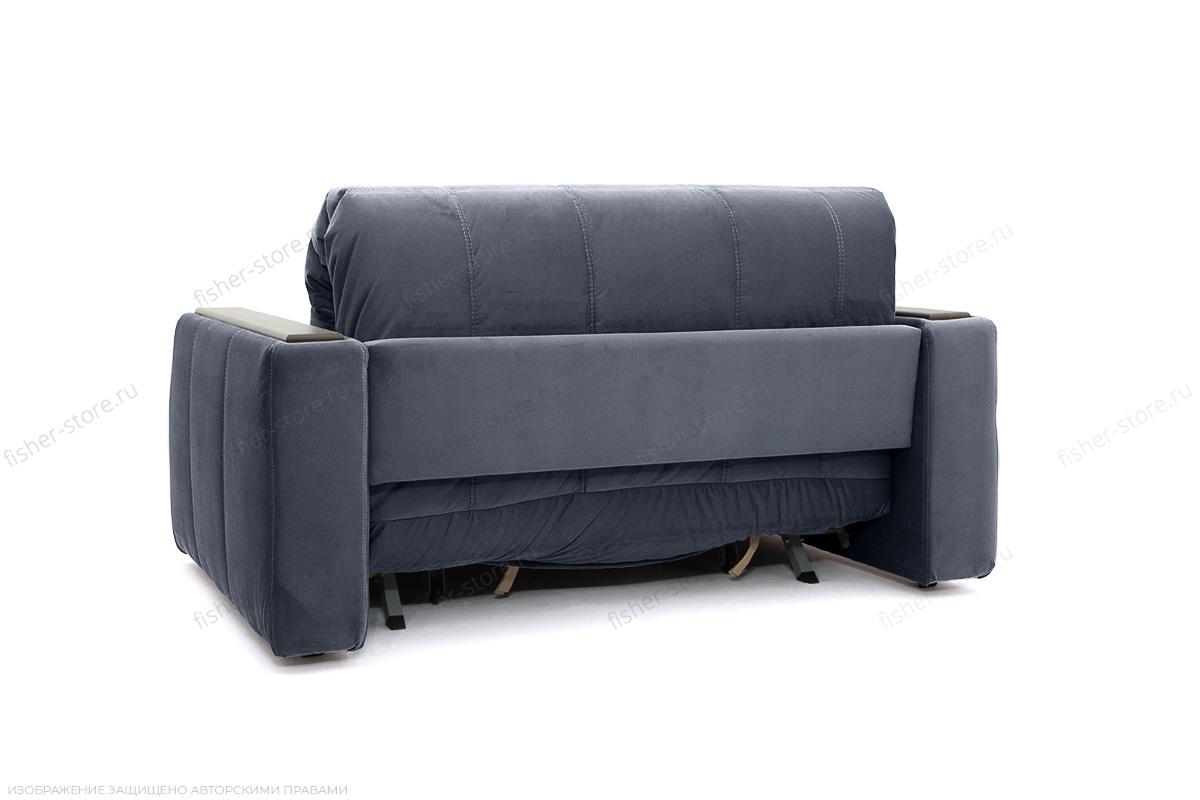 Прямой диван Ява-5 Amigo Navy Вид сзади