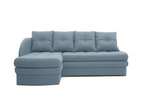 Угловой диван Мираж Dream Blue Вид спереди