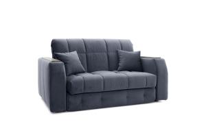 Прямой диван Ява-5 Amigo Navy Вид по диагонали