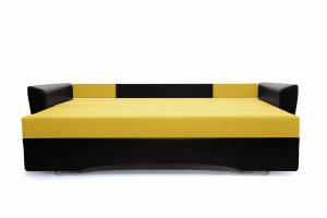 Прямой диван Амстердам эконом Dream Yellow Спальное место