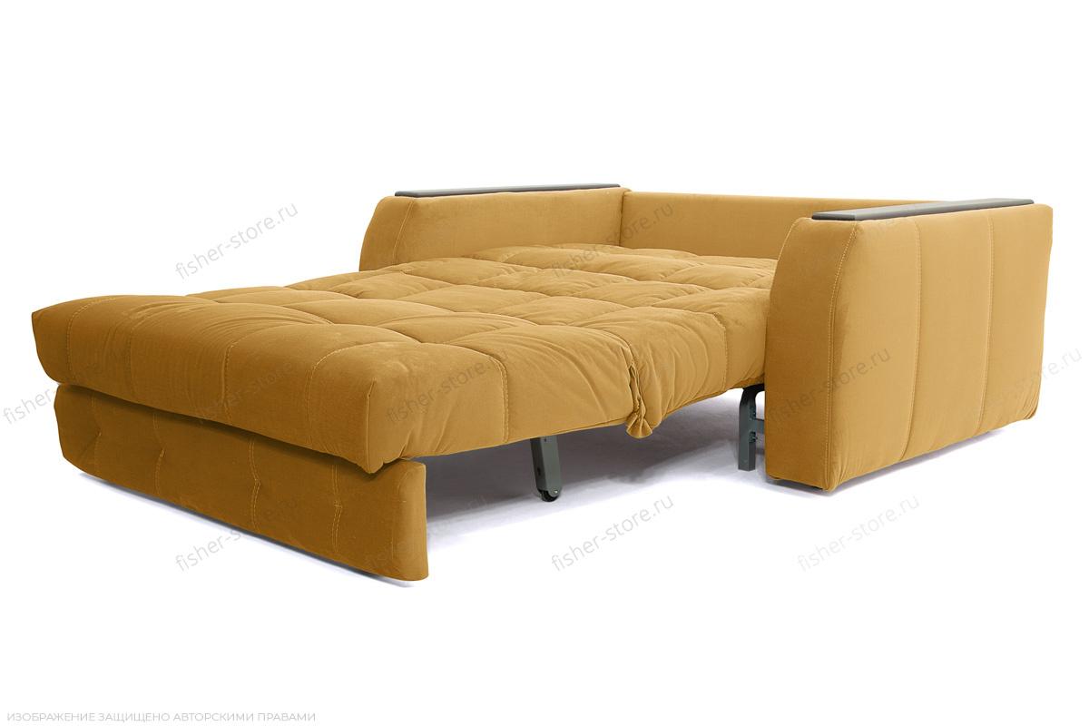 Прямой диван Ява-5 Amigo Yellow Спальное место