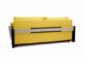 Прямой диван Амстердам эконом Dream Yellow Вид сзади