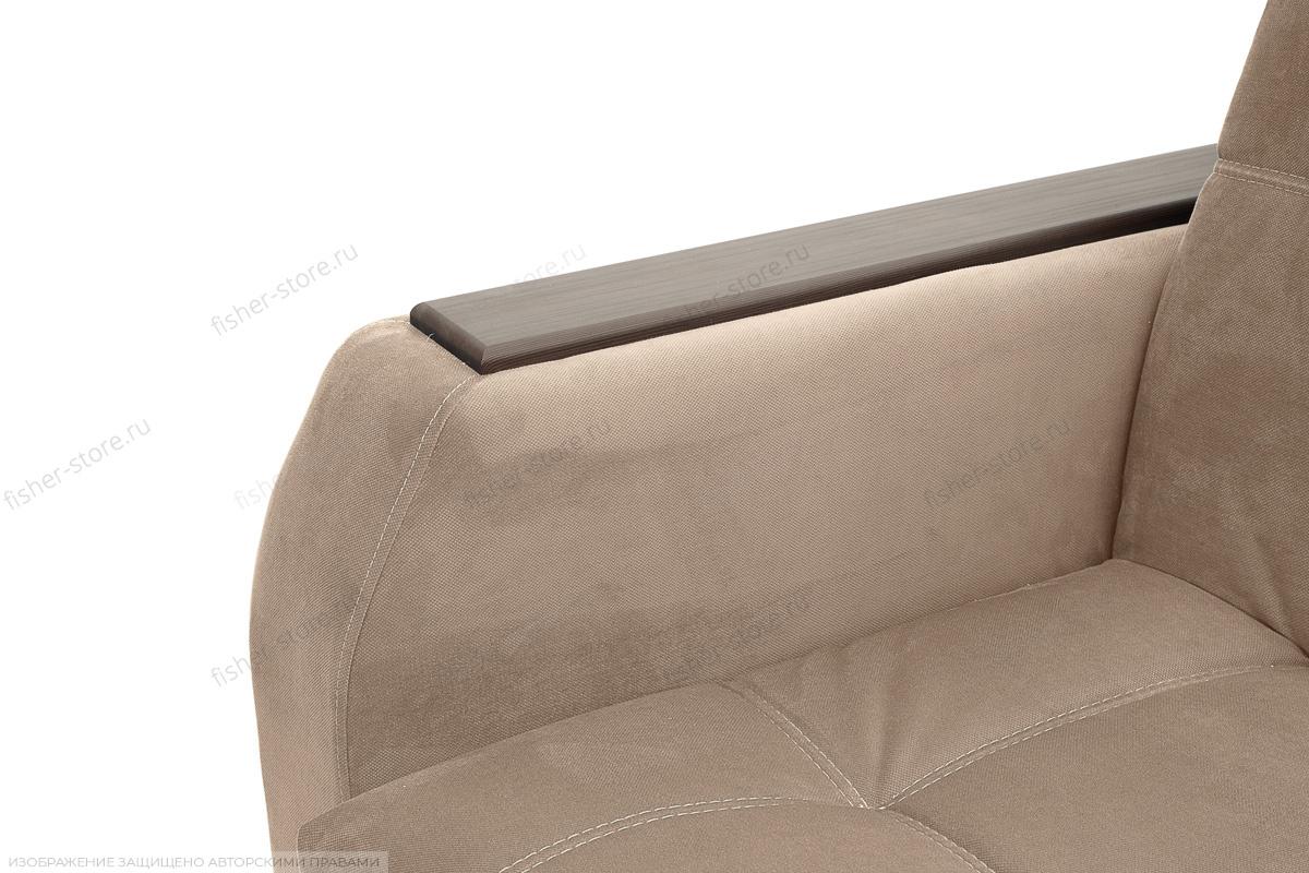 Прямой диван Ява-5 Amigo Latte Подлокотник