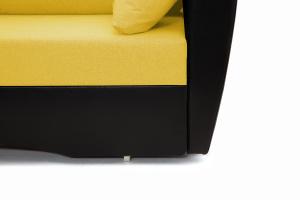 Прямой диван Амстердам эконом Dream Yellow Ножки
