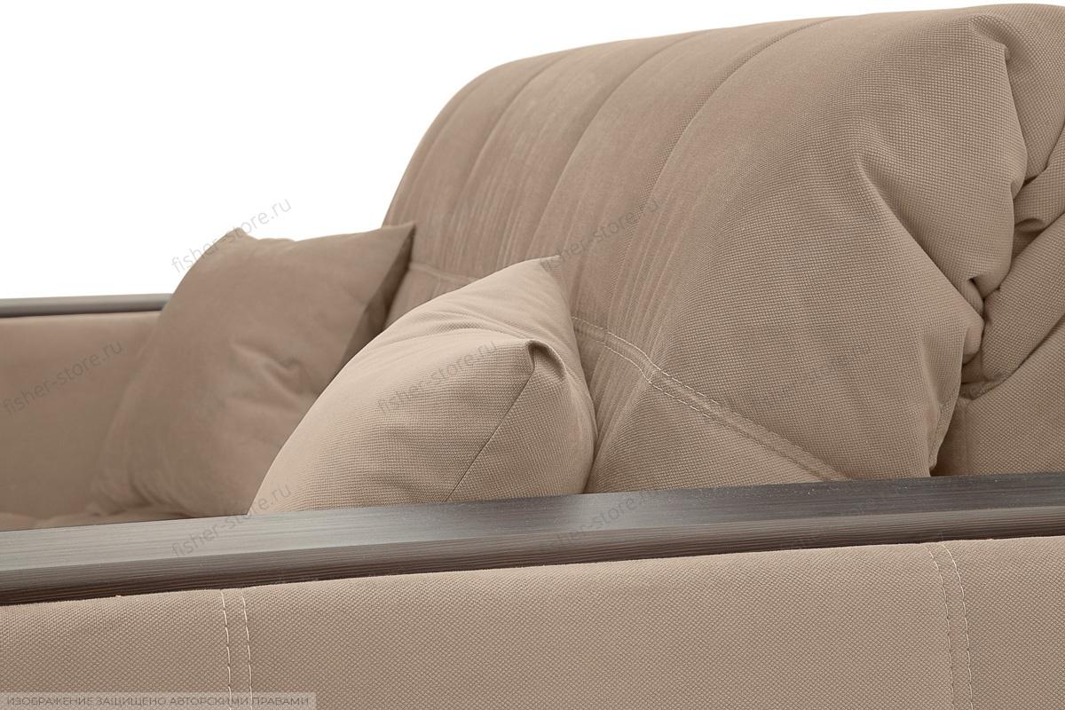 Прямой диван Ява-5 Amigo Latte Текстура ткани