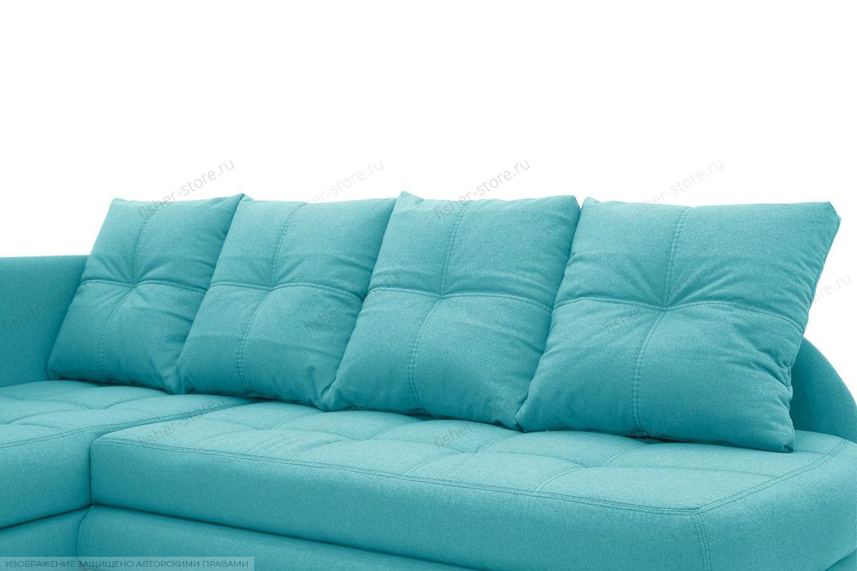 Угловой диван Мираж Dream Azure Подушки