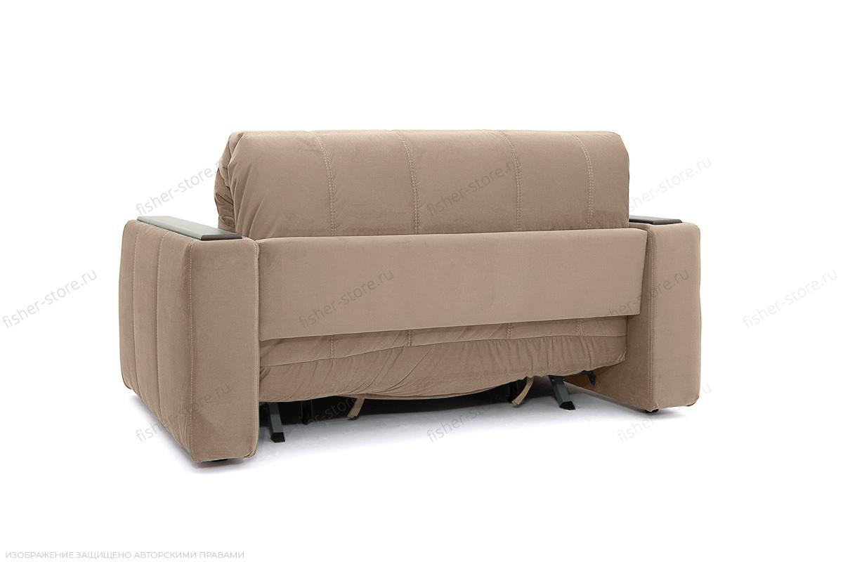 Прямой диван Ява-5 Amigo Latte Вид сзади