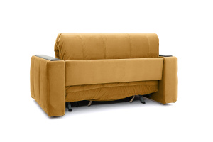 Прямой диван Ява-5 Amigo Yellow Вид сзади