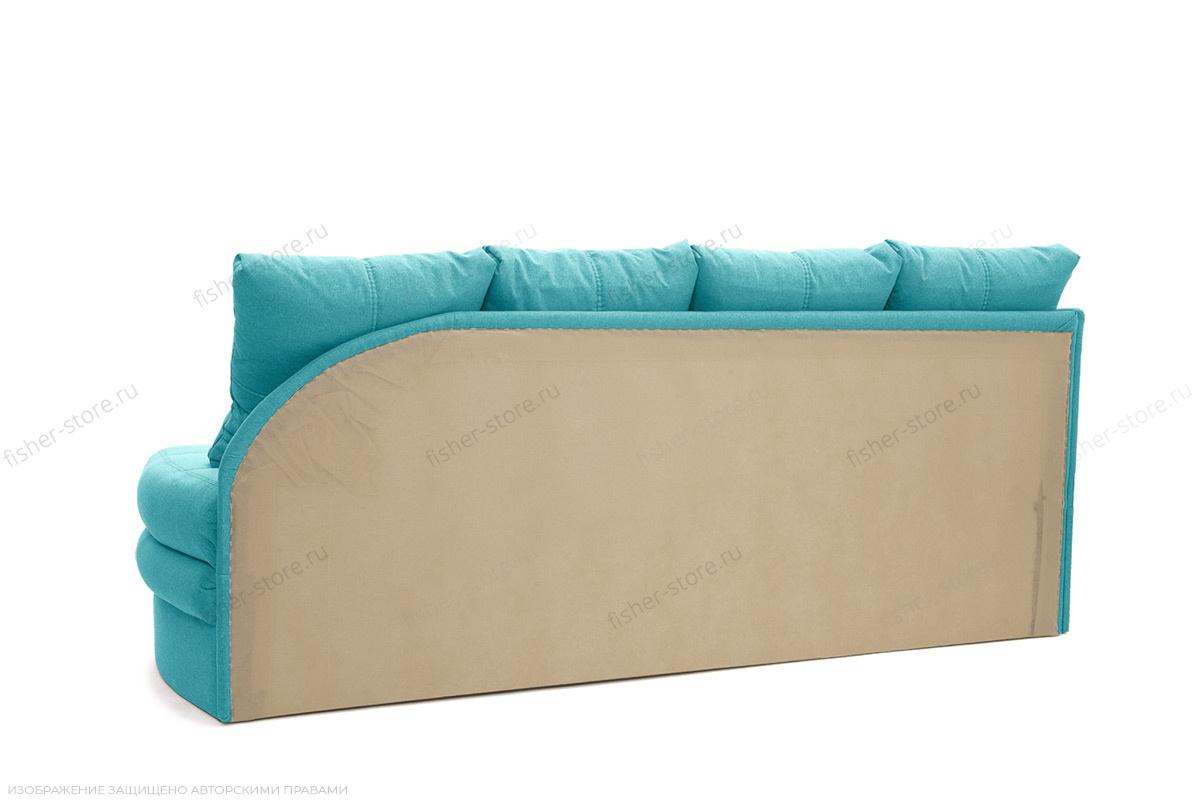 Угловой диван Мираж Dream Azure Вид сзади