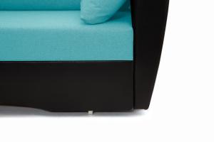 Прямой диван Амстердам эконом Dream Azure Ножки