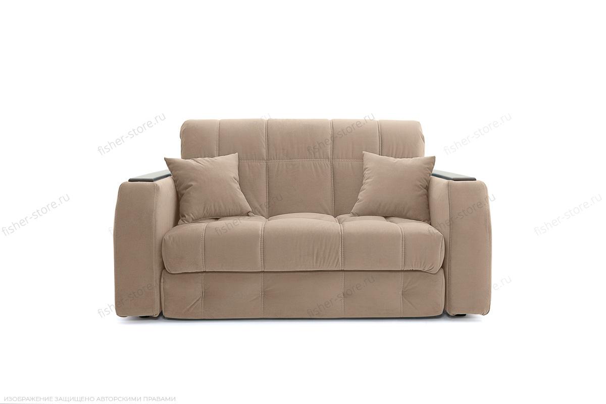 Прямой диван Ява-5 Amigo Latte Вид спереди