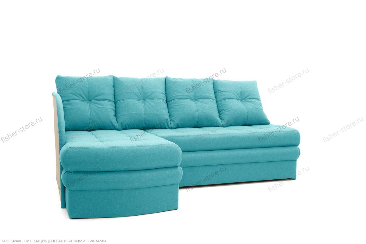 Угловой диван Мираж Dream Azure Вид по диагонали